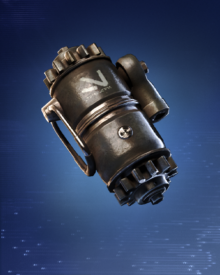 Improved Shock Grenade