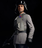 Imperial Officer closeup