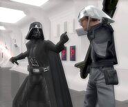 Vader battle