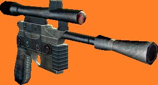 DL-44 Blaster Pistol/Original