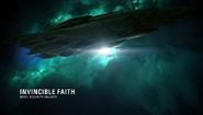 Star Wars Battlefront II - Rebel Security Cruiser MC80 Invincible Faith
