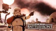 Sandtrooper Battlefront Promo