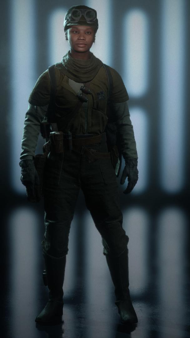 Human Resistance 03 (Specialist)