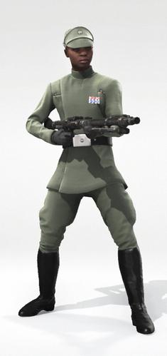 Human 1 Imperial Officer Helmet