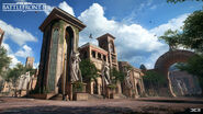 Naboo Theed City (2) - Anton Kavousi DICE