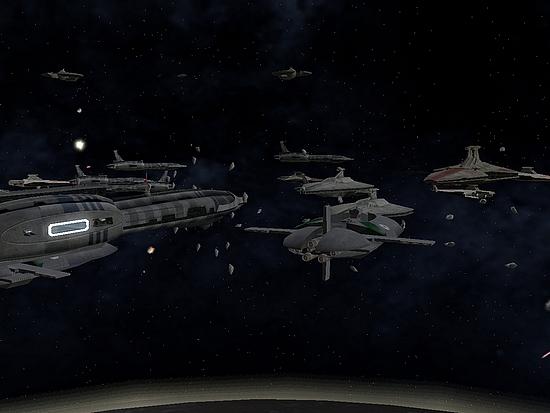 Space Felucia