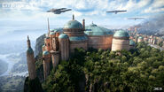 Naboo Theed - Royal Palace (1) - Mikael Andersson DICE