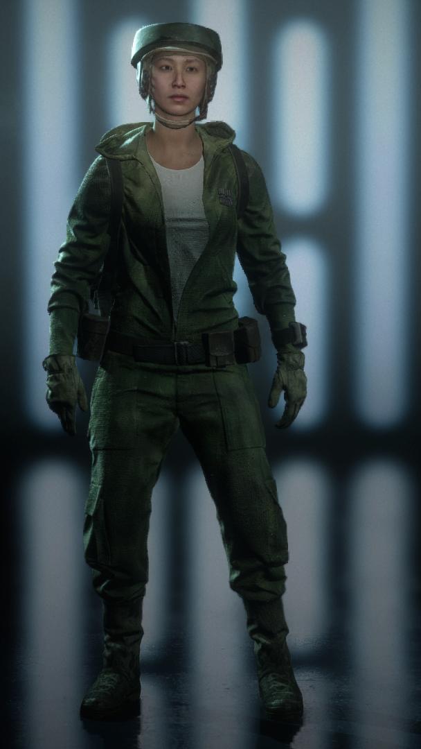 Human Rebel 01 (Specialist)