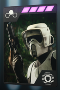 SWBFII DICE Ability Card Specialist - Hardened Infiltration