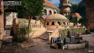 Naboo Theed - Buildings (1) - Mikael Andersson DICE