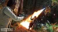 Boba,Han,Leia Battlefront
