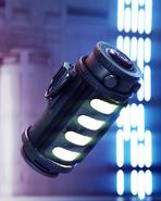 SWBFII DICE Boost Card Leia Organa - Blinded large