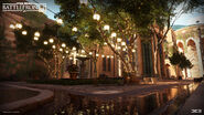 Naboo Afternoon Hanging Lights - Johan Jeansson DICE