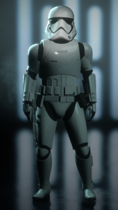 Default Appearance (First Order)
