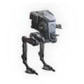 SWBFII First Order AT-ST Icon
