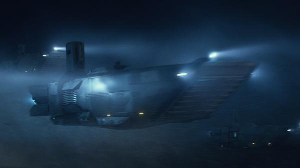 Atmospheric Assault Lander