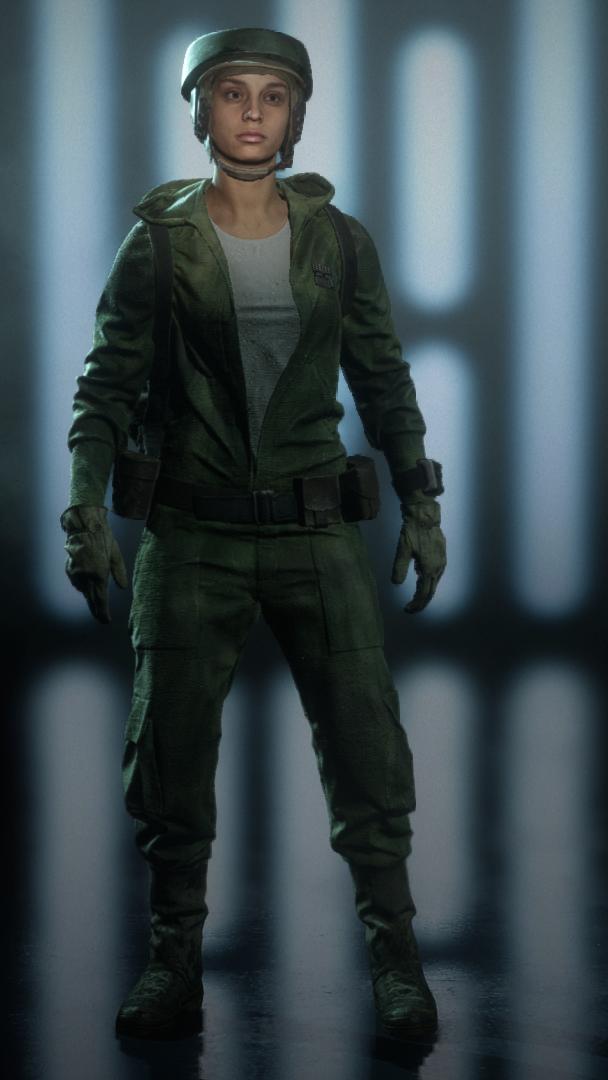 Human Rebel 03 (Specialist)