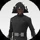 Death Star Trooper Body Icon