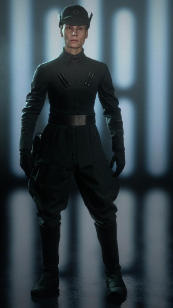 Human First Order 02