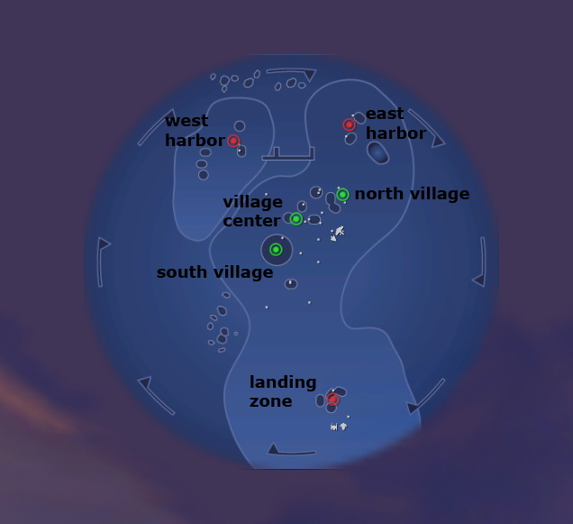 Kashyyyk: Islands