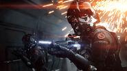 Inferno Squadron inside cruiser