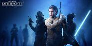 Leia Hoth Skin