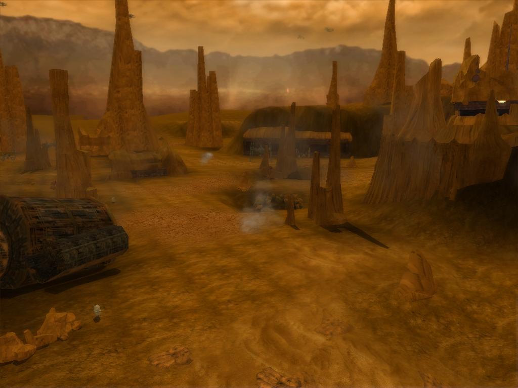 Geonosis: Dust Plains