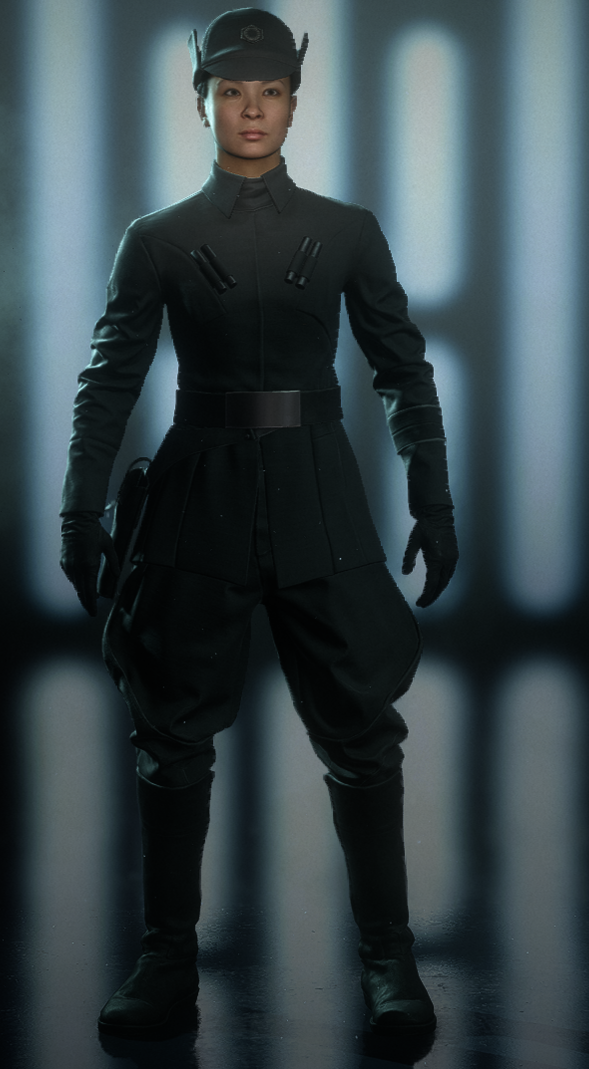 Human First Order 05