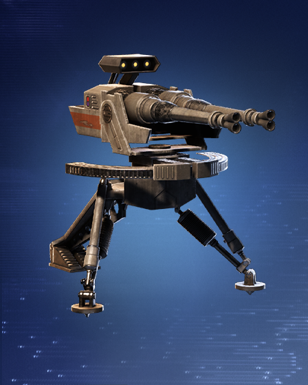 Improved Blaster Turret
