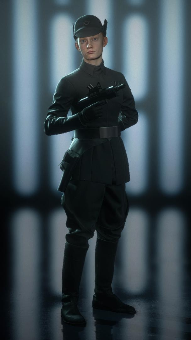 First Order Officer