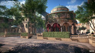 Naboo Theed Dome - Anton Ek DICE