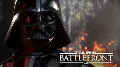 Star Wars Battlefront Премьерный трейлер