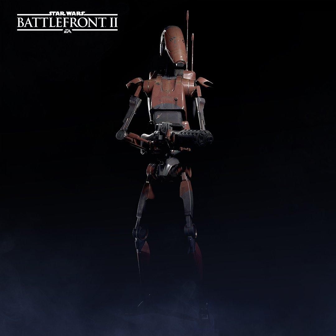 Heavy Battle Droid