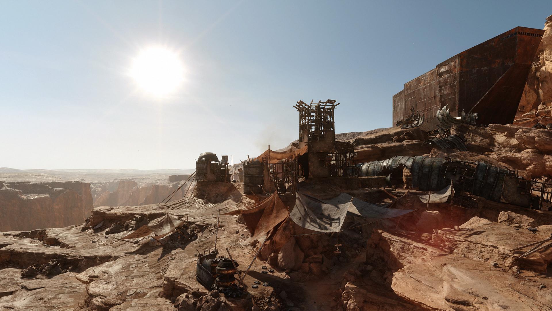 Tatooine: Jawa Refuge