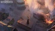 Naboo Concept Art - Royal Palace Steps - Anton Grandert
