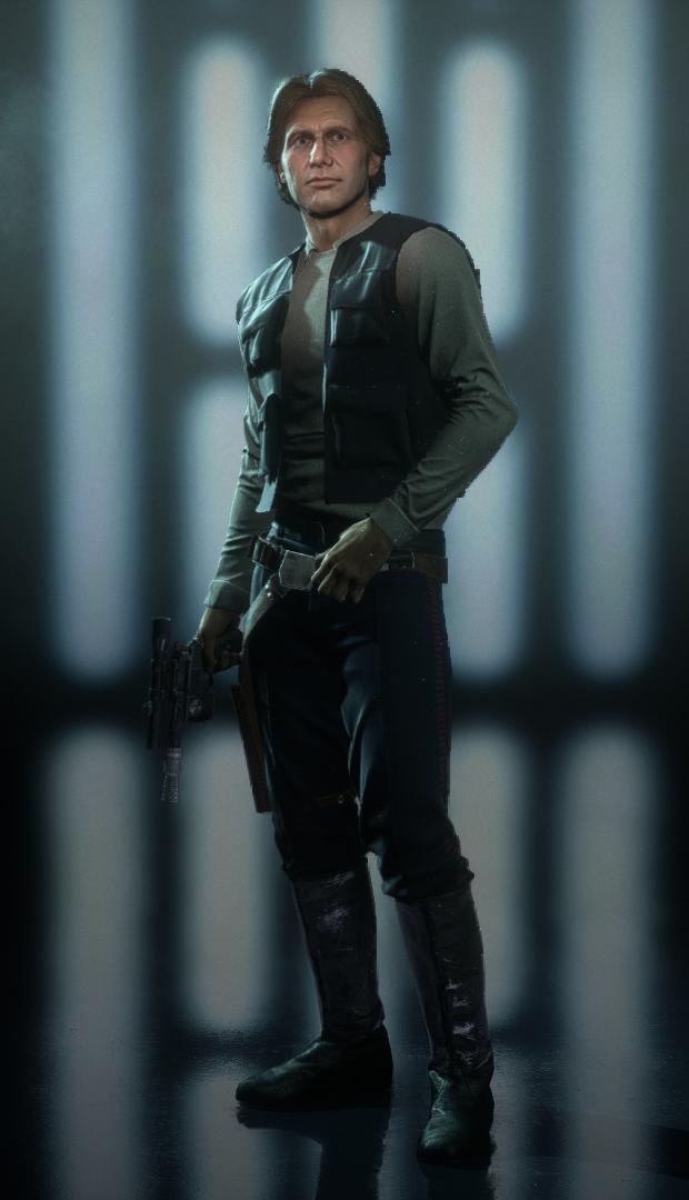 Yavin Ceremony (Han Solo)