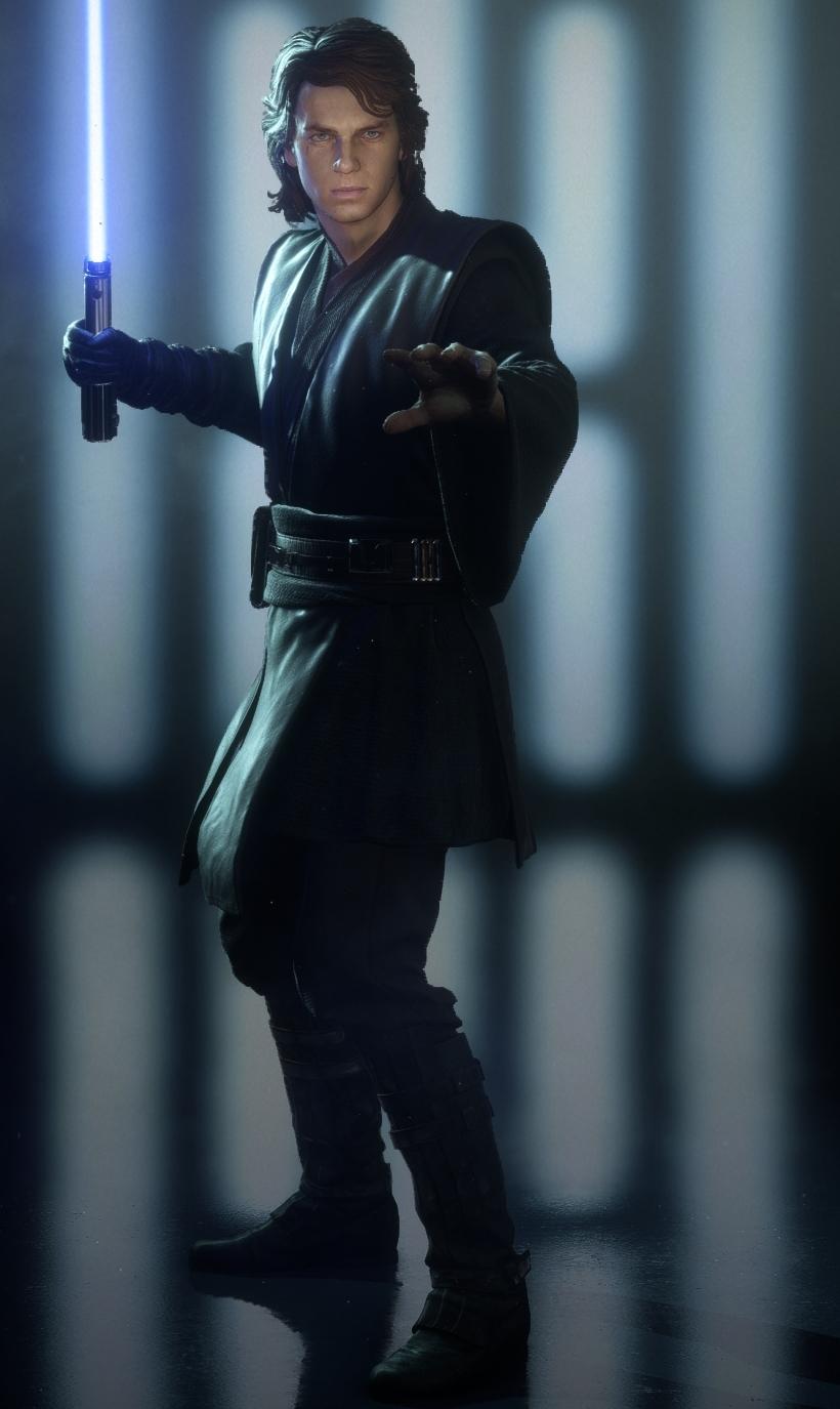 Jedi Knight (Anakin Skywalker Appearance)
