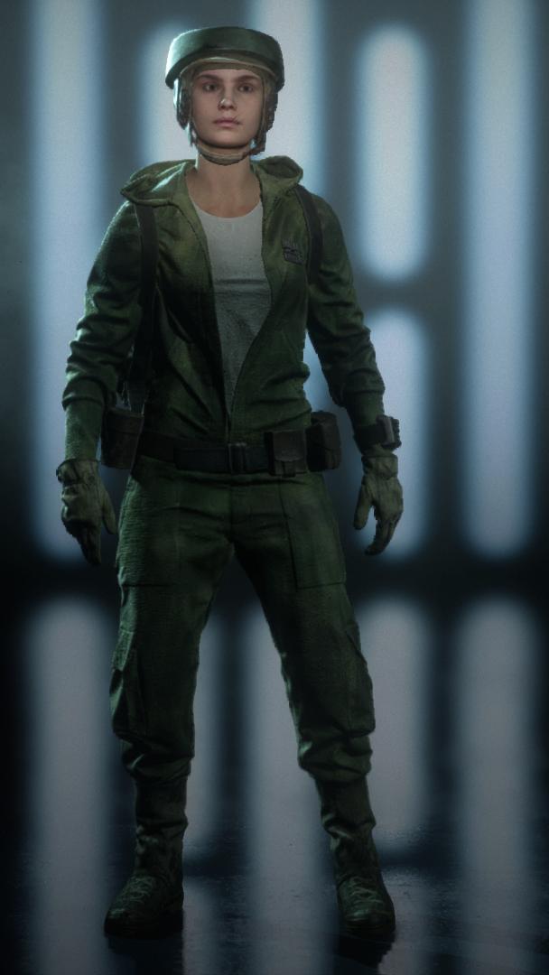 Human Rebel 02 (Specialist)