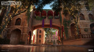 Naboo Afternoon Arch - Johan Jeansson DICE