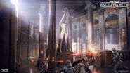 Naboo Concept Art - Royal Palace - Joseph McLamb