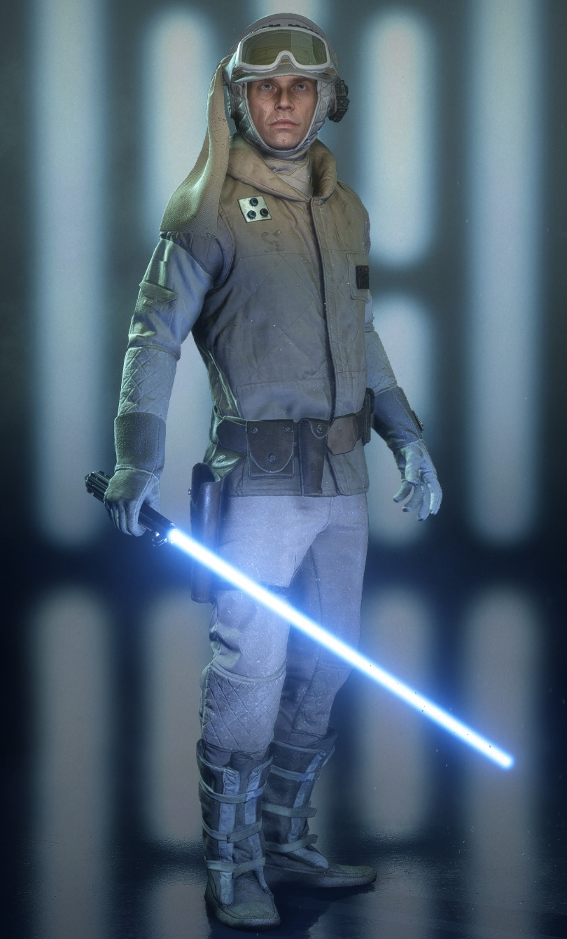 Hoth (Luke Skywalker Appearance)
