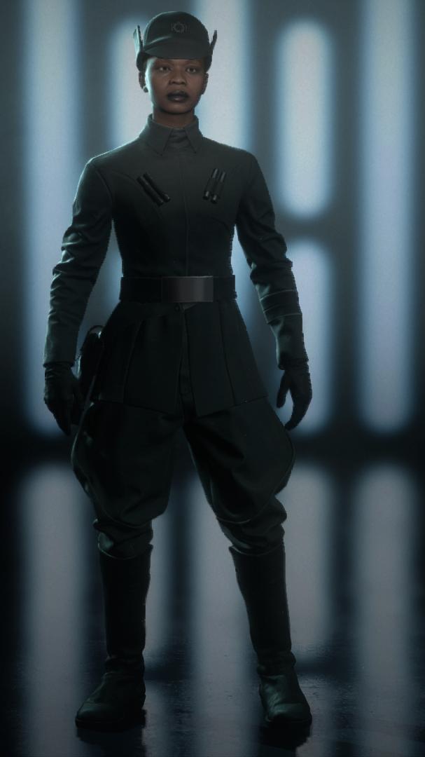 Human First Order 04