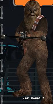 Chewbacca/Original