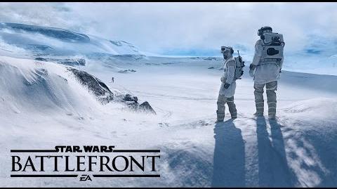 Планеты Star Wars Battlefront