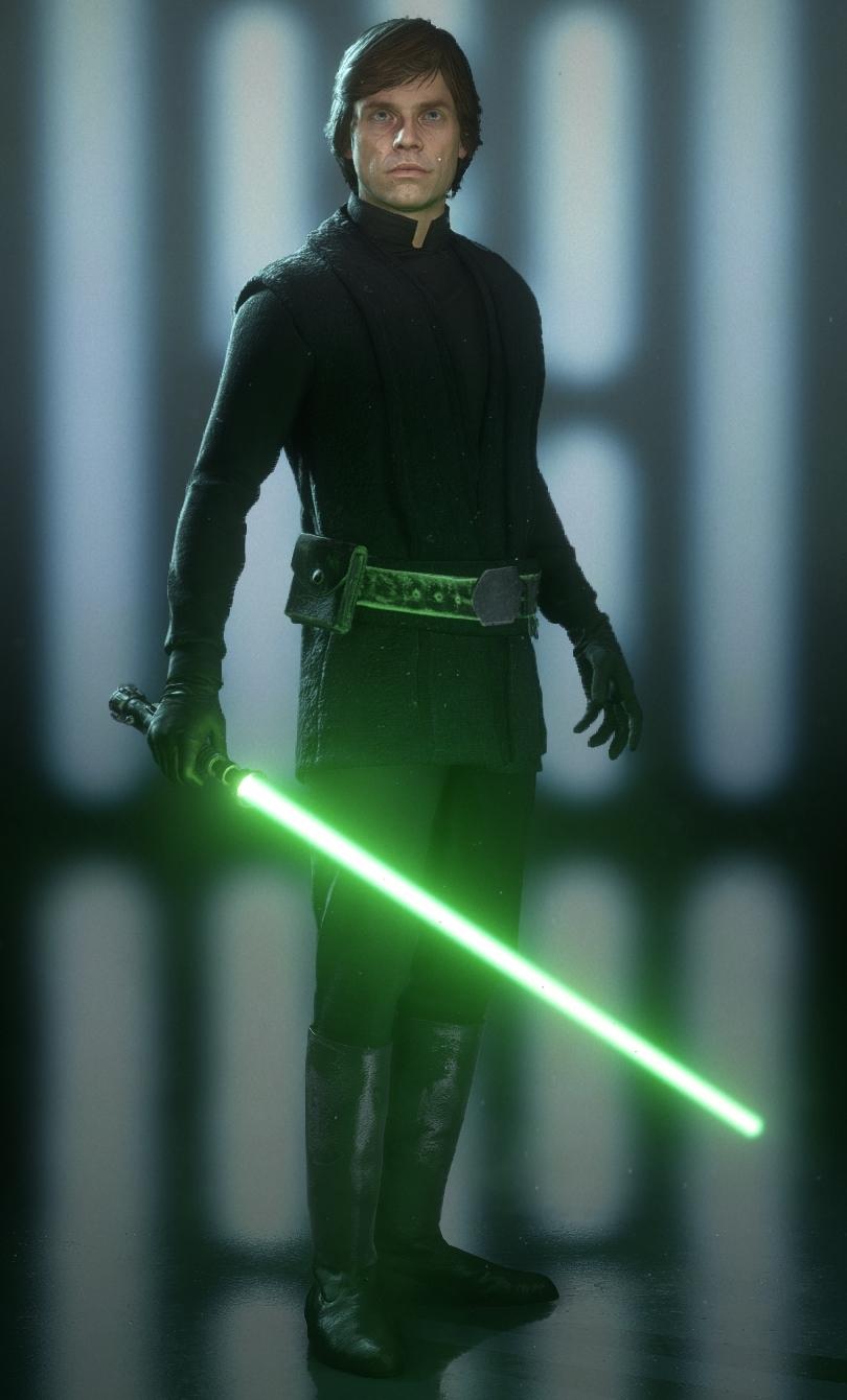 Jedi (Luke Skywalker Appearance)