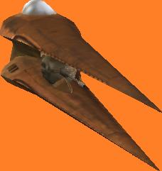 Geonosian Starfighter