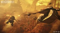 Battle on Geonosis - Battlefront II