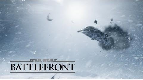 Star Wars Battlefront Teaser Trailer E3 2013