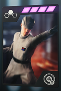 SWBFII DICE Ability Card Officer - Improved Battle Command