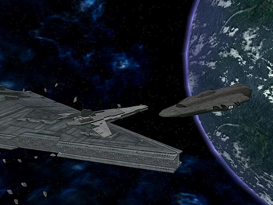 Space Yavin